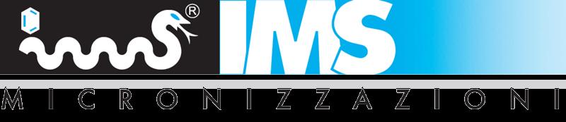 IMS Srl – Micronizzazioni Logo